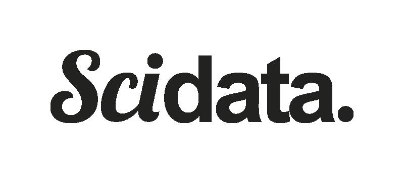Logo Scidata Negro