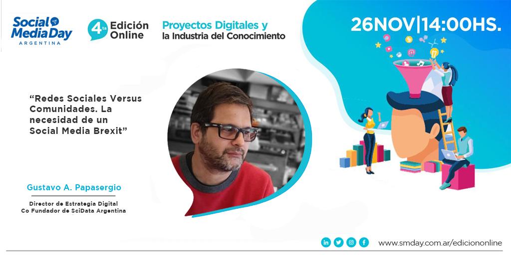 SciData Presente en dos de los eventos digitales más importantes